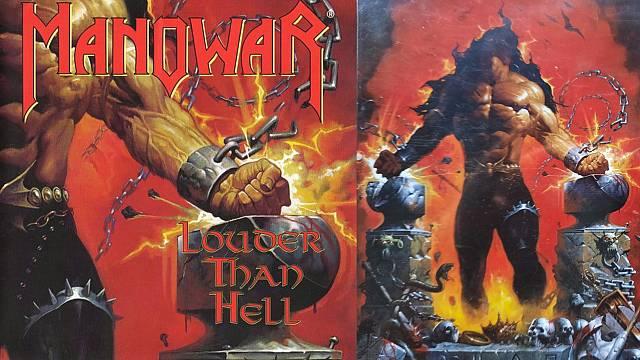 25 años del Louder than hell de Manowar
