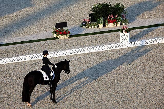 Historias Olímpicas: El coraje de Lis Hartel