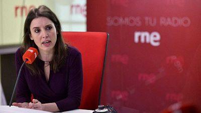 """Las mañanas de RNE - El Gobierno aprueba un catálogo de medidas contra la violencia de género: """"España se encuentra en una situación de alerta machista"""" - Escuchar ahora"""