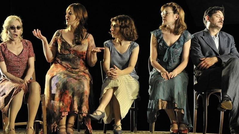 """Les T de Teatre celebren 30 anys reestrenant """"Delicades"""""""