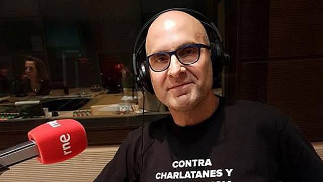 José Antonio López, JAL, uno de los rostros de la pandemia