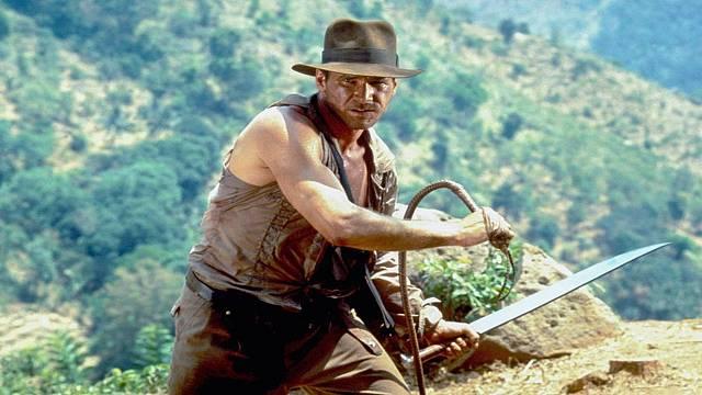 Superhéroes: Indiana Jones