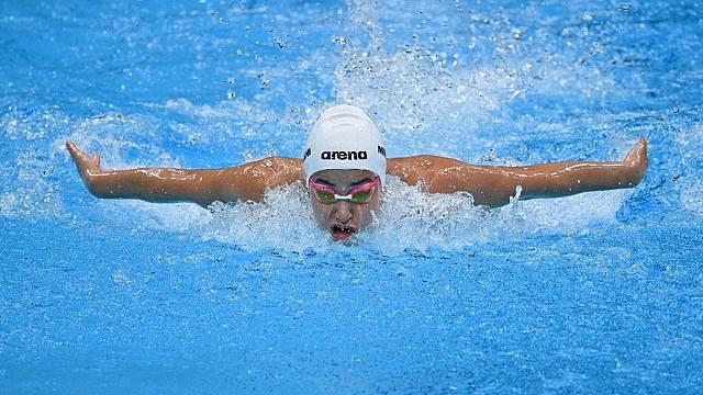 Yusra Mardini, la refugiada olímpica que salvó a 17 personas