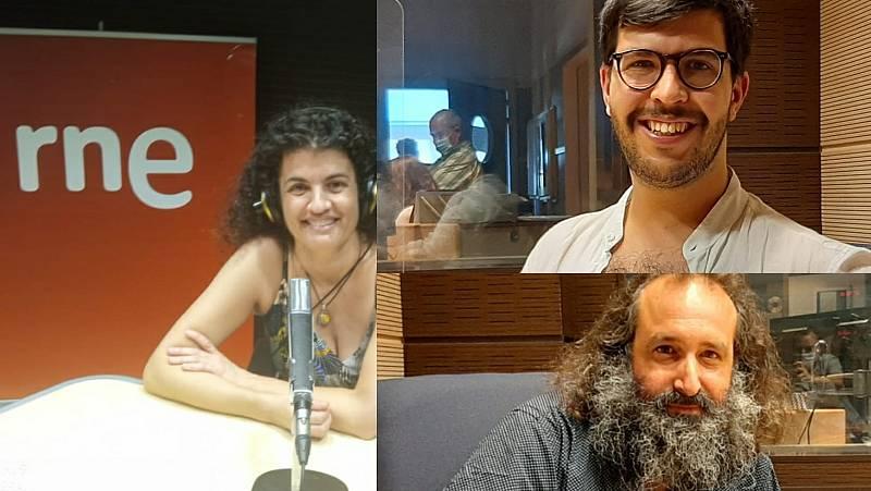 La sala  - Pata Teatro, Los Olvidados y La Percha Teatro - 28/07/21 - Escuchar ahora