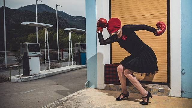 La Demoiselle Et caetera (Sabine Venaruzzo)