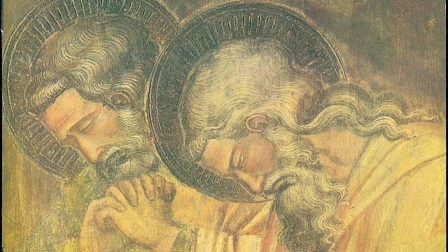 La crucifixión de Stainer