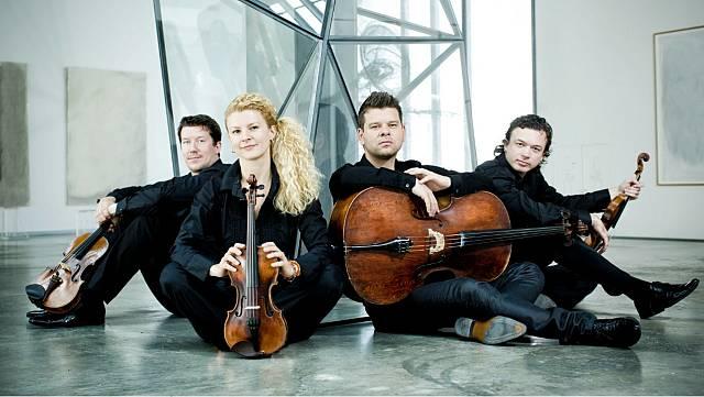 Cuarteto Pavel Haas y Boris Giltburg