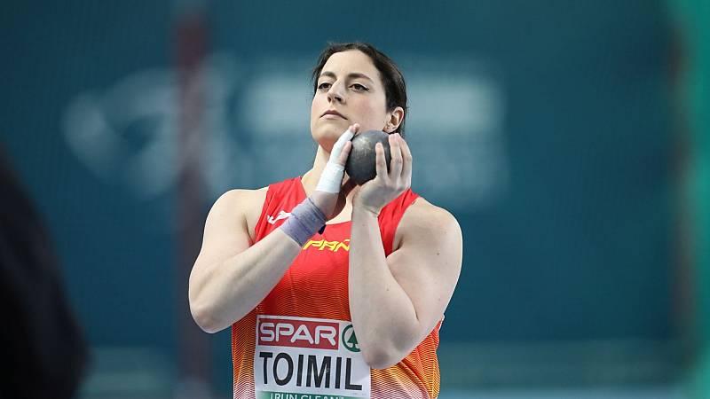 Más altas, más rápidas, más fuertes - Belén Toimil - 29/07/21 - Escuchar ahora