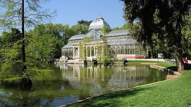 Paseo del Prado e Retiro: patrimônio mundial