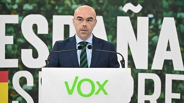 """Vox: """"Hay que derogar el Estatuto de Autonomía de Cataluña"""""""