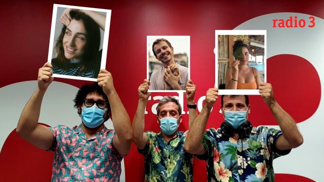 Hoy empieza todo con Ángel Carmona - Monstruo Espagueti, Neuronacho y Silviana Estrada - 30/07/21