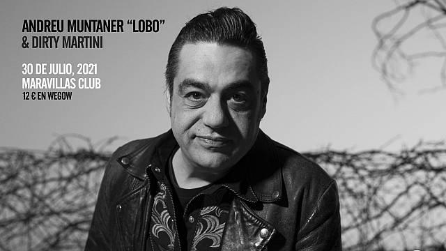 """Andreu Muntaner 'Lobo': """"Danceable"""""""