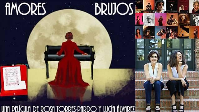 Falla resucita en el cine con 'Amores Brujos'