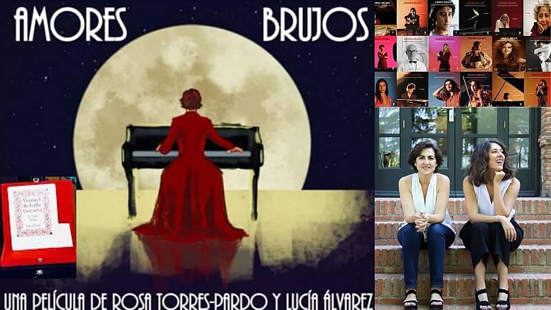 La ventana del Cervantes - Fallla resucita en el cine con 'Amores Brujos' - 31/07/21 - Escuchar ahora