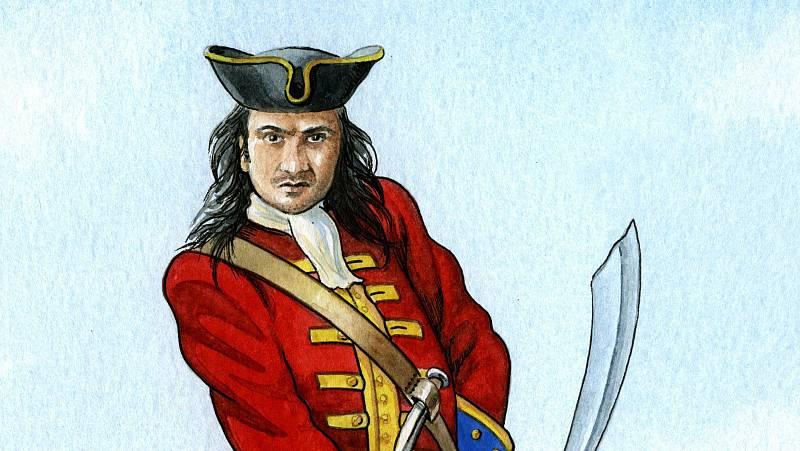 La canción del pirata - Calico Jack - 31/07/21 - escuchar ahora