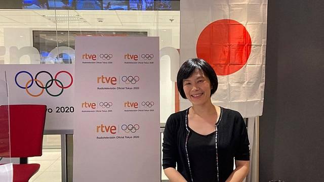 Taeko Kojima, nuestra profe de japonés favorita