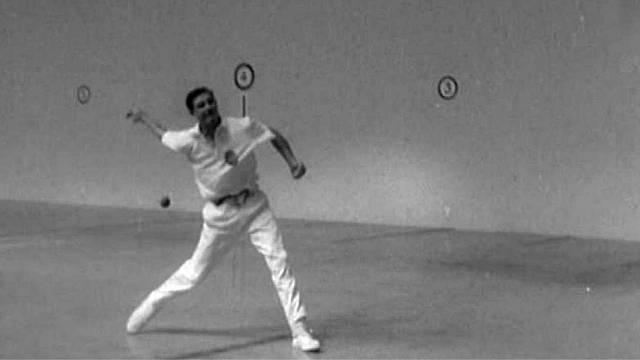 El primer medallista olímpico español