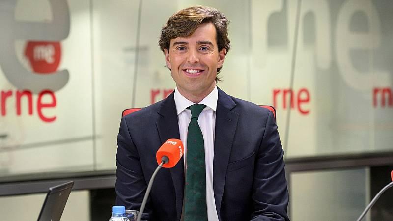 """Las mañanas de RNE - Montesinos (PP): """"Con Sánchez, la lealtad se castiga y la deslealtad se premia"""" - Escuchar ahora"""