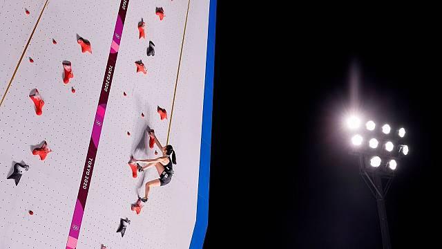 ¿Cuánto sabes de la escalada olímpica?
