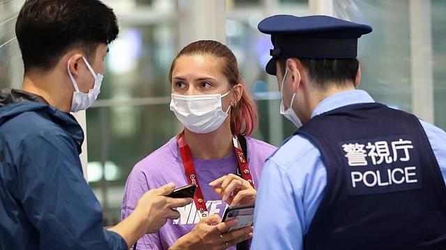 La atleta bielorrusa Tsimanouskaya solicita asilo político