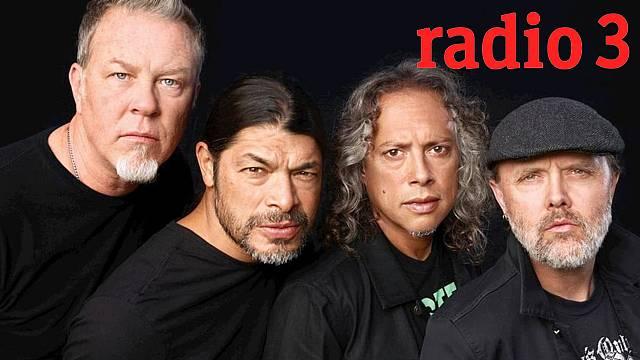 #SesionMelocotonazo: Metallica, Matt Benninger, Calavera