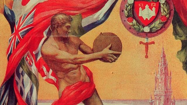 Amberes 1920: Nace la furia española