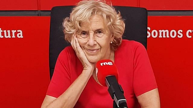 """Carmena: """"Dirigimos Madrid hacia un lugar de progreso"""""""