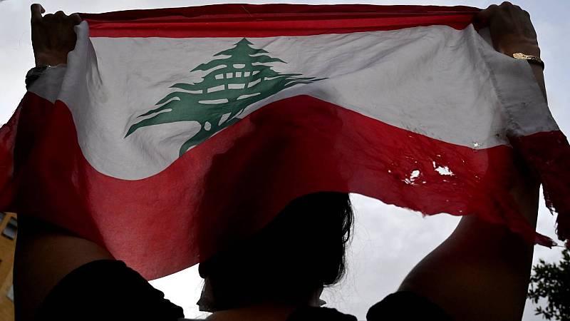 """24 horas - Un año de la explosión de Beirut:  """"No se ha recuperado el ánimo"""" - Escuchar ahora"""