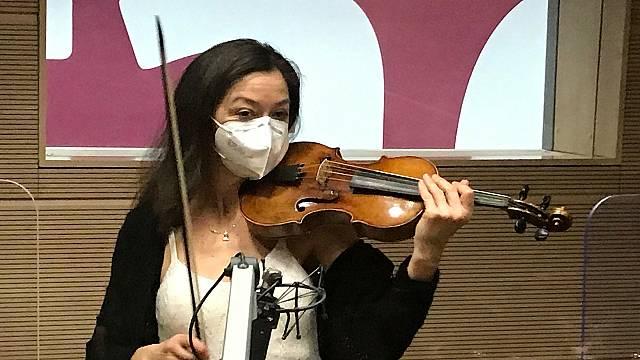 Lina Tur Bonet, en directo