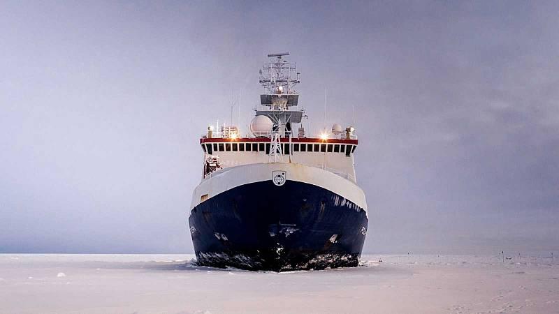 """Más cerca - Una nueva expedición al Ártico: """"será totalmente navegable"""" - Escuchar ahora"""