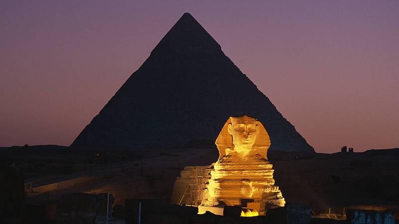 Espacio en blanco - Experiencia dentro de una pirámide - 08/08/21 - escuchar ahora