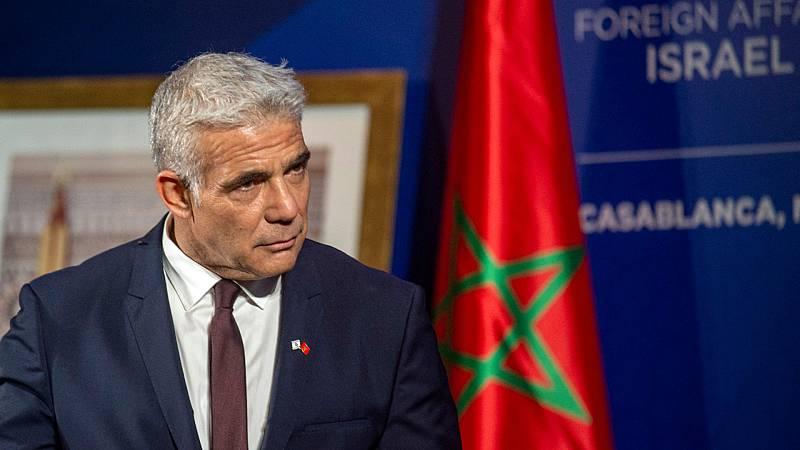 Cinco continentes - Israel y Marruecos sellan su relación - Escuchar ahora