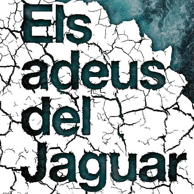 Joanjo Garcia. Els Adéus del Jaguar. Ed. Bromera