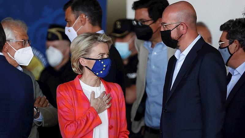 """14 horas Fin de Semana - La UE agradece a España su """"compromiso"""" e insiste en que la prioridad es evacuar - Escuchar ahora"""