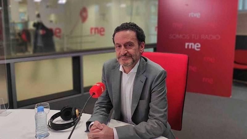 """Las mañanas de RNE con Íñigo Alfonso - Edmundo Bal, Cs: """"Sánchez tiene que comparecer en el Congreso"""" - Escuchar ahora"""