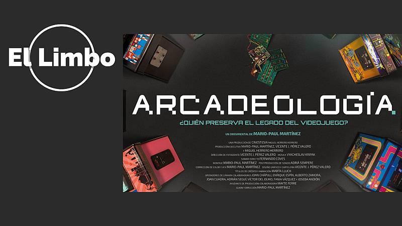 El limbo - Mario-Paul Martínez, arcadeología y botijos - Escuchar ahora