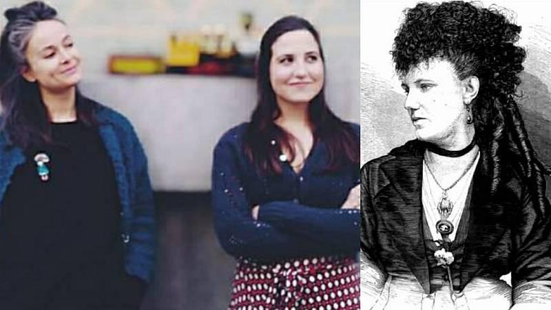 La sala - Traviesas de ferrocarril: Maria Spelterini, por Beatriz Grimaldos y Camila Viyuela - 27/08/21 - Escuchar ahora