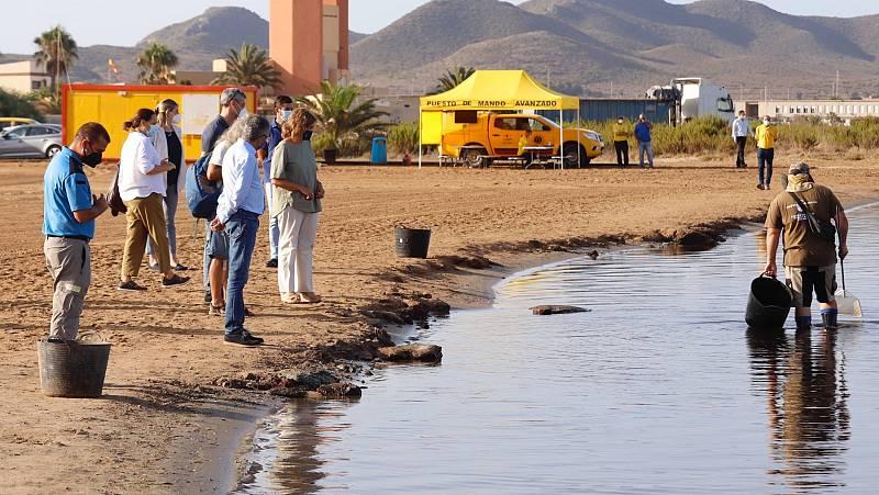 14 horas - El Mar Menor: ¿Dónde está la solución? - Escuchar ahora
