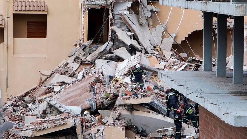 """14 horas - Derrumbe en Peñíscola: """"No hay un aspecto único que lleve a un colapso completo"""" - Escuchar ahora"""