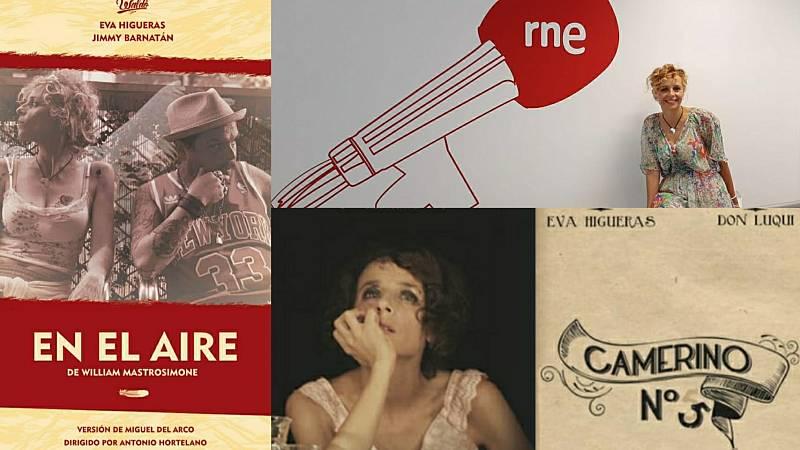 La sala - Eva Higueras: 'Camerino nº 5' y 'En el aire' - 27/08/21 - Escuchar ahora