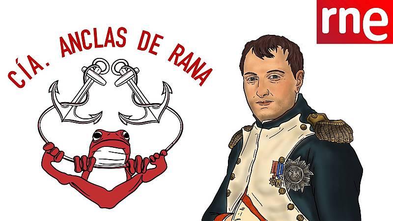 La sala - Cía. Anclas de rana: Desmontando a Napoléon - 27/08/21 - Escuchar ahora