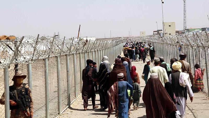 """14 horas - ACNUR: """"Permitir el acceso al asilo salva vidas"""" - Escuchar ahora"""