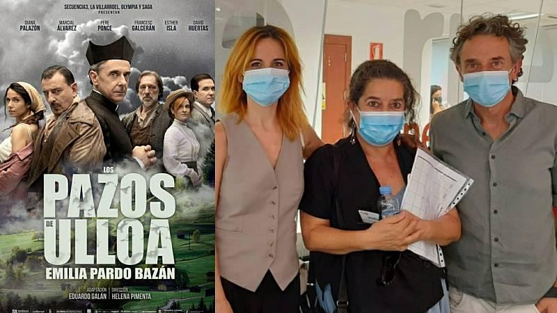 La sala - 'Los pazos de Ulloa': Helena Pimenta, Pere Ponce y Esther Isla - 12/09/21 - Escuchar ahora