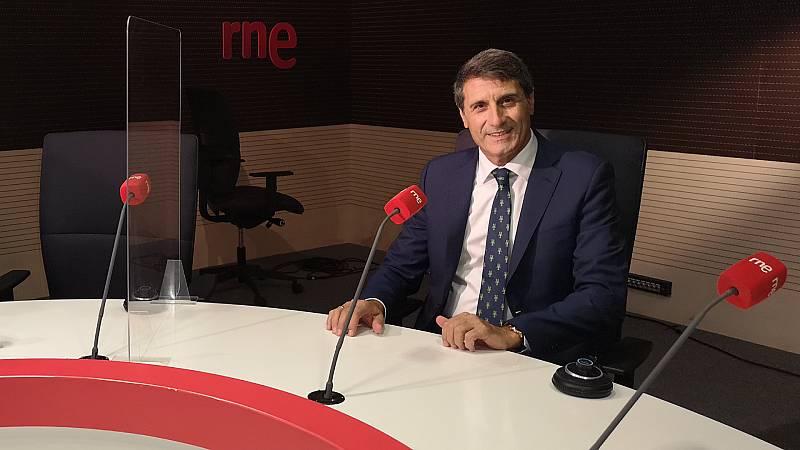 """Crónica de Andalucía - Fernández: """"Hay que preservar la igualdad entre ciudadanos"""" - Escuchar ahora"""