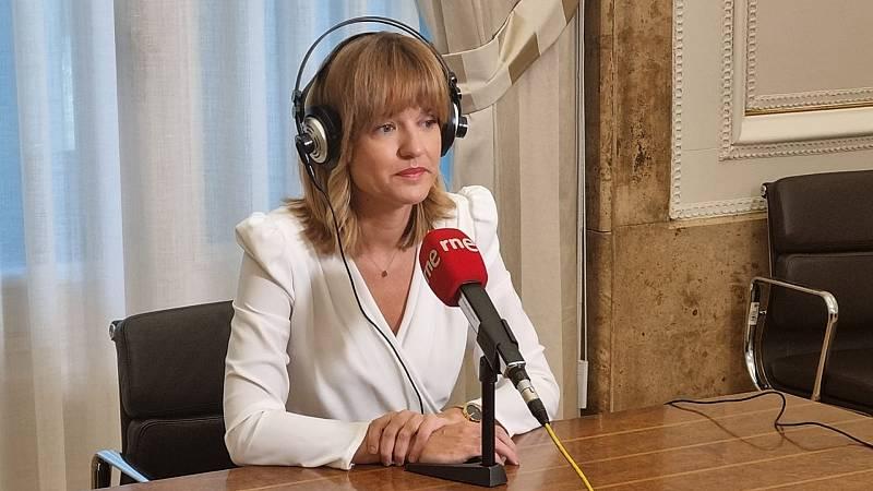 Las mañanas de RNE con Íñigo Alfonso - Pilar Alegría defiende la educación en valores contra los ataques homófobos - Escuchar ahora