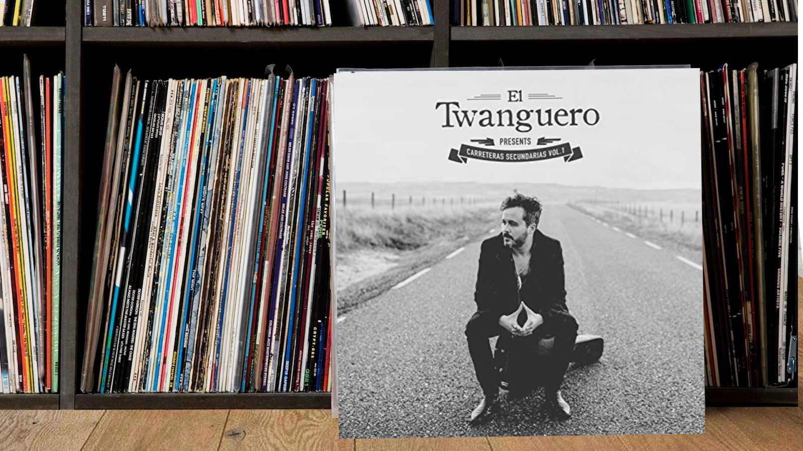 Doce Pulgadas - El Twanguero: Carreteras Secundarias, Vol. 1 - Escuchar ahora