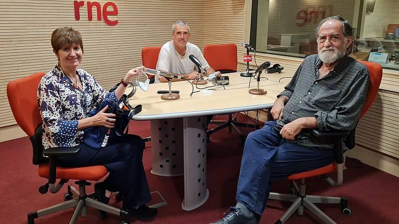 La sala - Ramón Barea, Itziar Lazkano y Patxo Tellería en 'El viaje a ninguna parte' - 09/09/21 - Escuchar ahora