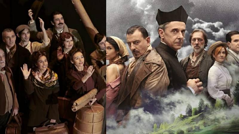 En escena - 'Los pazos de Ulloa' en A Coruña y 'El viaje a ninguna parte' en Bilbao - 10/09/21 - Escuchar ahora