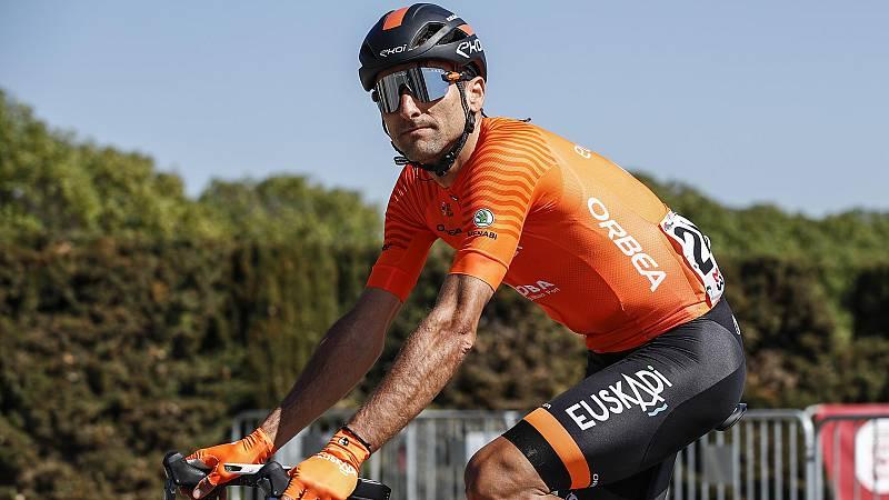Tablero deportivo - Luis Ángel Maté y sus 1000 km de vuelta a casa