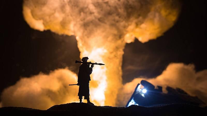 Espacio en blanco - El cementerio de los imperios: Afganistán - 12/09/21 - escucha ahora
